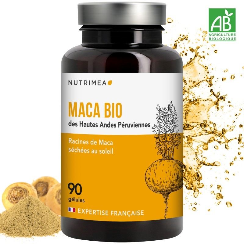 Augmenter ses performances avec le Maca bio