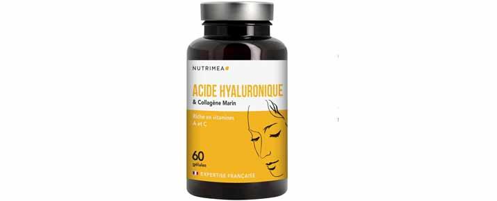 Efficacité de l'acide hyaluronique en gélules