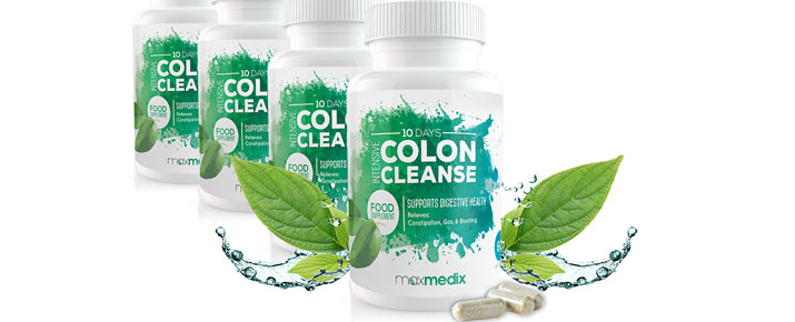 Comment nettoyer le colon naturellement avec Colon Cleanse