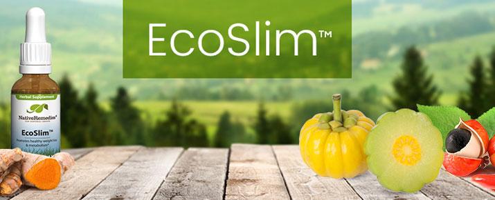 EcoSlim en gouttes pour perdre du poids