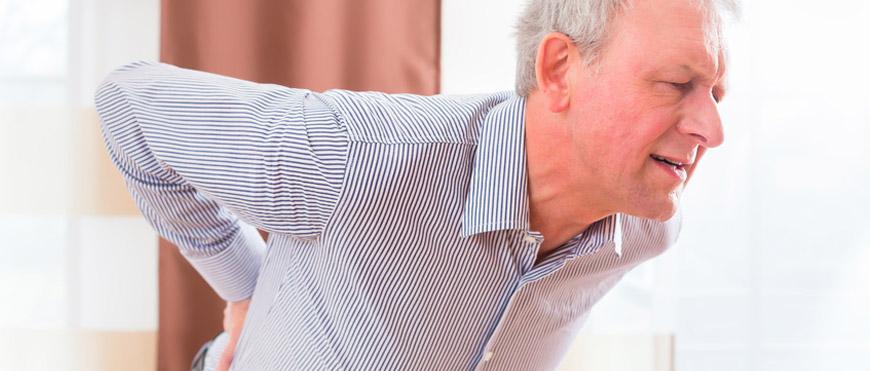 Traiter le mal de dos et l'inflammation avec des patchs