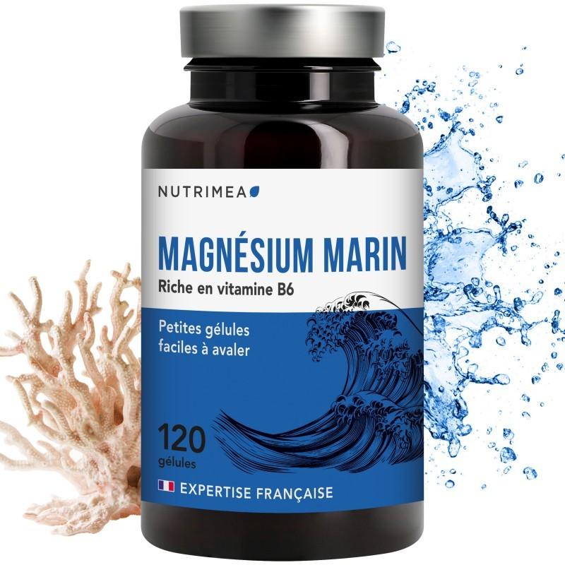 Efficacité du magnésium marin et de la vitamine B6