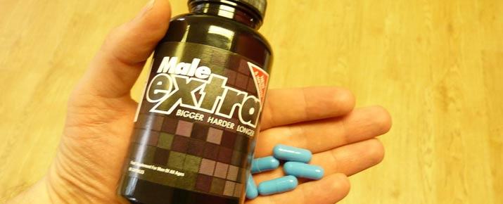 La pilule Male Extra pour améliorer les érections